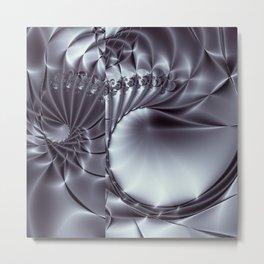 Whiplash Metal Print