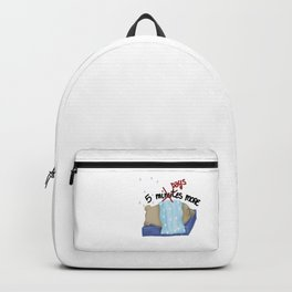 ANDREYA STORY'S ART: 5 days More Backpack