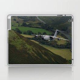 Airbus A400M At Mach Loop Laptop & iPad Skin