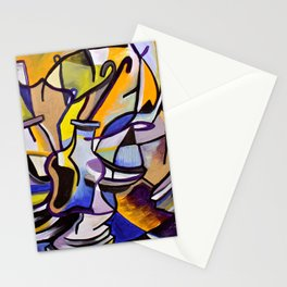 Light Bulb Stationery Cards