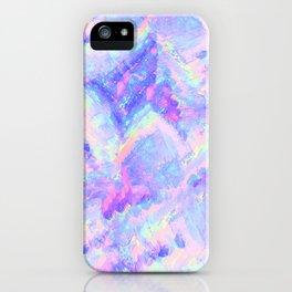 Pink Gemstone iPhone Case