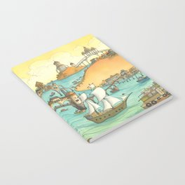 Ship City Notebook