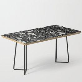 Curiosities: Bone Black Coffee Table