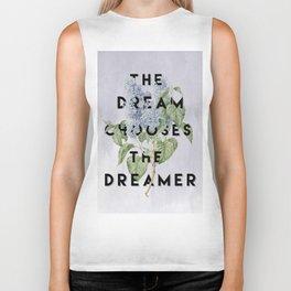 Strange the Dreamer Biker Tank