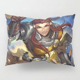 over brigette watch Pillow Sham