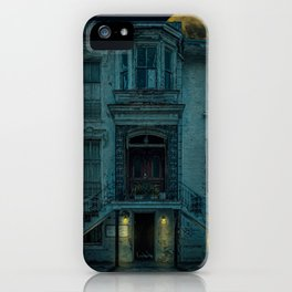 Not Home - Come Back Later iPhone Case