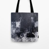 "skyline Tote Bags featuring ""Skyline"" by Prima Haven"