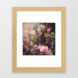 spring mashup 5, seminole heights Framed Art Print