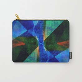 Geometric Design ############## Carry-All Pouch