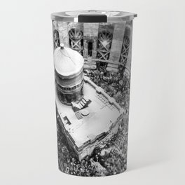 Holy fire ceremony seen from the dome Travel Mug