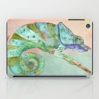 karma iPad Cases featuring Karma by Catherine Holcombe