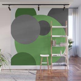 'Cirlcle of Life' Modern Art | Spots | Dots | Modern home Wall Mural