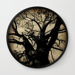 The imaginary tree Wall Clock