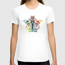 Bassnectar Family Crest (Color) T-shirt