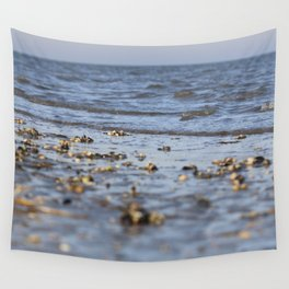 Shells in the sand 4 Wall Tapestry
