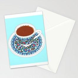 Turkish Coffee Stationery Cards