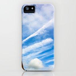 Sky III iPhone Case
