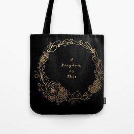 Captive Prince Tote Bag