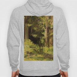 Woodland Landscape Nature Art Hoody