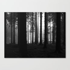 Hut Canvas Print