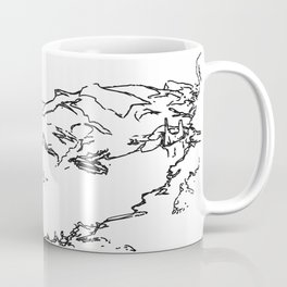Swooping In Coffee Mug