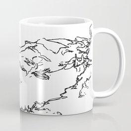 Swooping In Coffee Mug