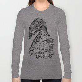 Faithless is He Long Sleeve T-shirt