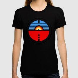 Saturn 3 Logo T-shirt