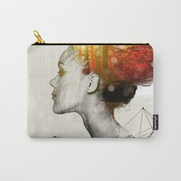 Fashion Geometry Carry-All Pouch