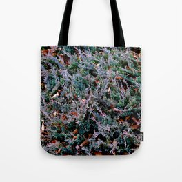 Lost in the Frenzy Tote Bag