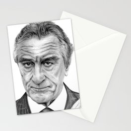 Robert De Niro portrait Stationery Cards