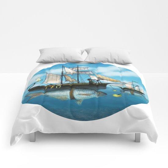 Sea Journey Comforters