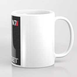 NEVER FORGET - Thane Krios - Mass Effect Coffee Mug