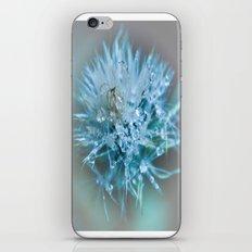 blue faery wand iPhone & iPod Skin