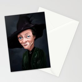 Professor Mcgonagall  Stationery Cards