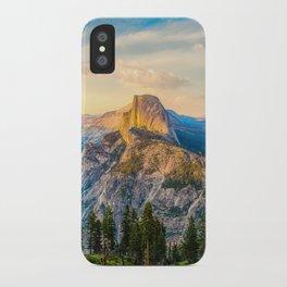 Heaven and Earth, Yosemite iPhone Case