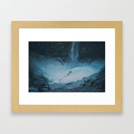 Ultramarine Framed Art Print