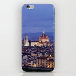 Florence Duomo At Night iPhone Skin