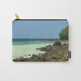 Banana beach, Koh Hey isand, Thailand Carry-All Pouch