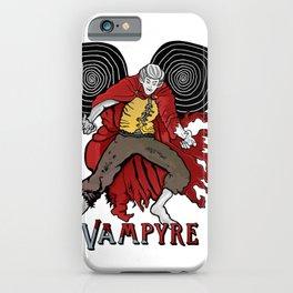 Vampyre: Hypnos iPhone Case