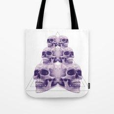 ☠ 6 skulls ☠ Tote Bag