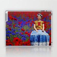 FRIDA dreaming away Laptop & iPad Skin
