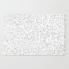 london city print Canvas Print