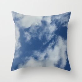cloudgazing Throw Pillow