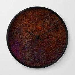 RareEarth 04 Wall Clock