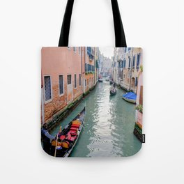 Charming Venice Italy Canals Tote Bag