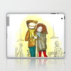 Coffee + Love Laptop & iPad Skin