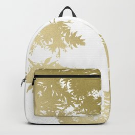 Night's Sky Gold Backpack
