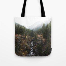 Wallowa Creek Tote Bag