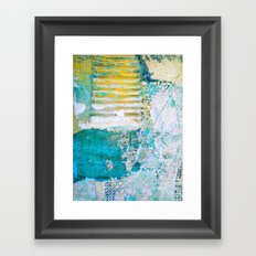 ABSTRACTS Framed Art Print